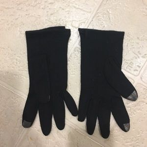 Accessories - Cynthia Rowley wool Tech Gloves
